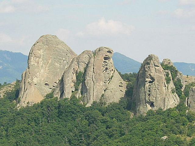 Thracian Meteora