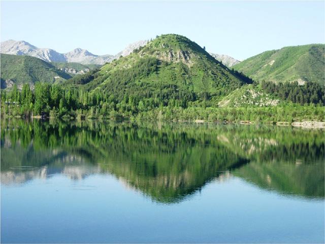 Lake Golcuk