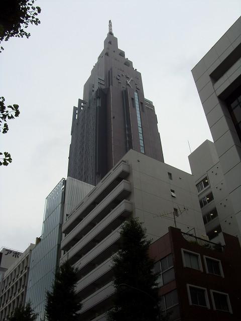 Tour NTT DoCoMo Yoyogi