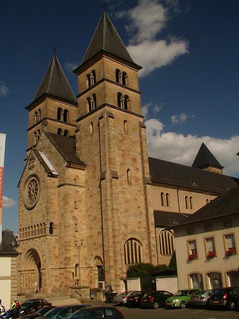 St Willibrord basilica