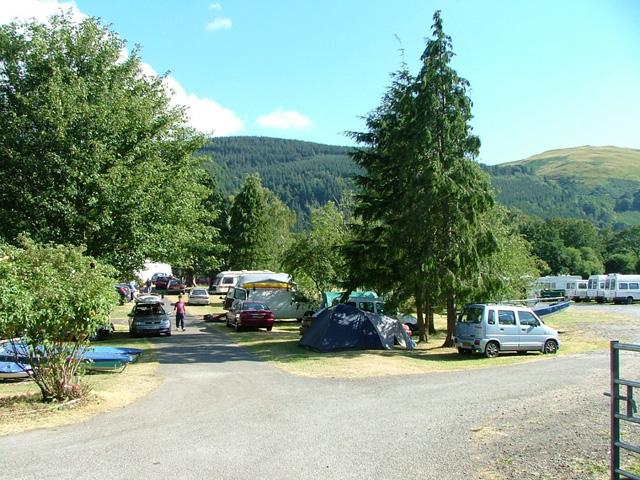 Bassenthwaite Lake camping