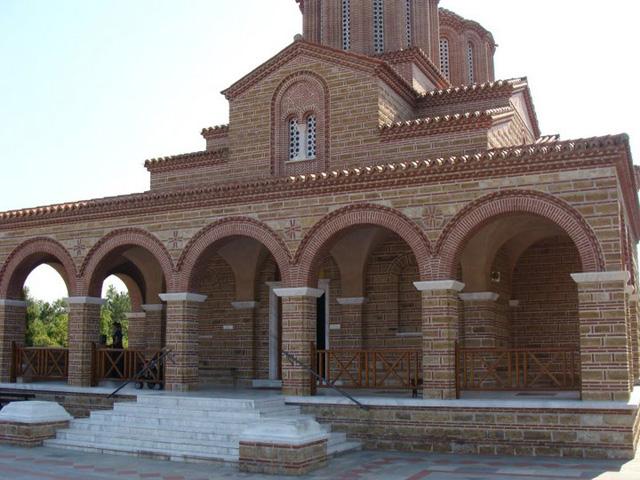 Suroti Salonica church