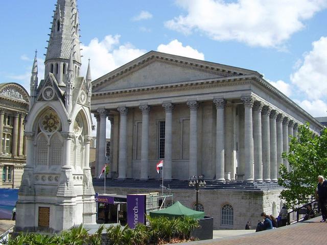 Chamberlain Memorial