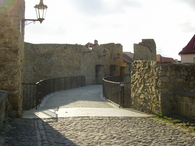 Lower Gate and Barbican