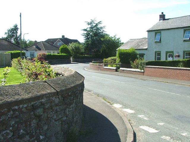 Villages in Cumbria