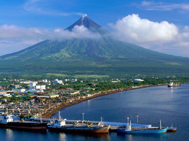 Mayon (Volcan)