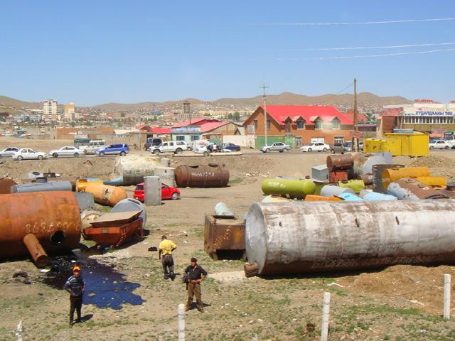 Ulaanbaatar suburb