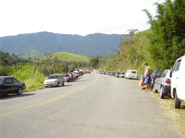 Estrada de Campos do Jordao