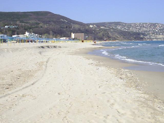 Albena beach