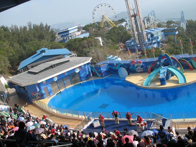 Ocean theater