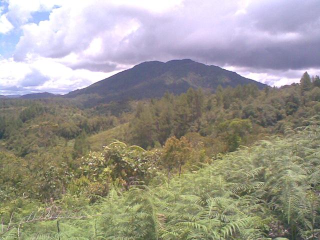 Martimbang Mount