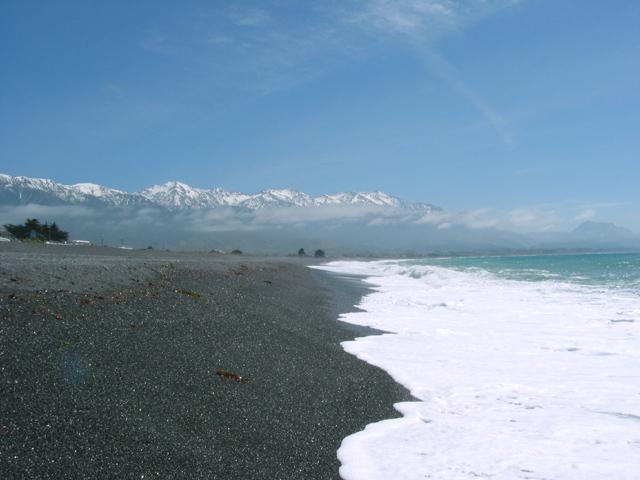 Montagnes Kaikoura
