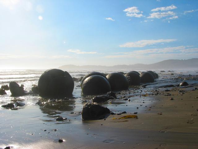 Boulder stones