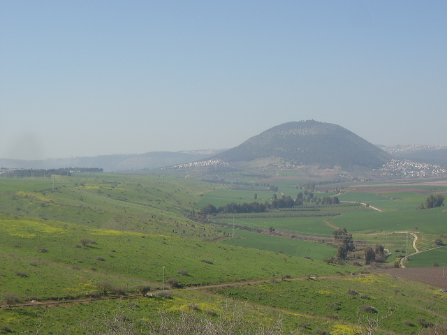 Gilboa mountain