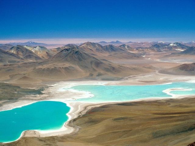 Lagune Colorada