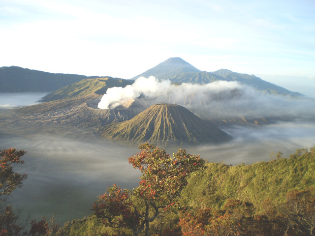 Category Java Mount Semeru