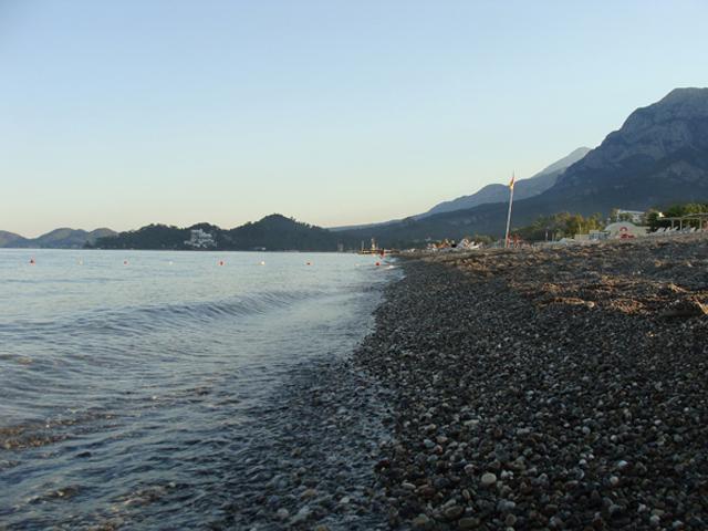 Goynuk beach