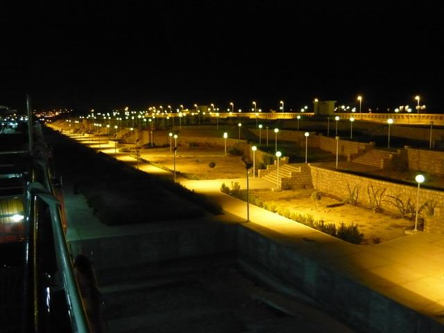 Esna by night