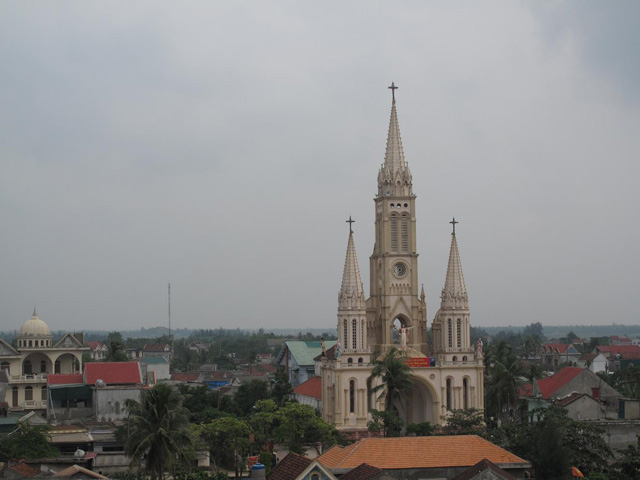 Ha Tinh church