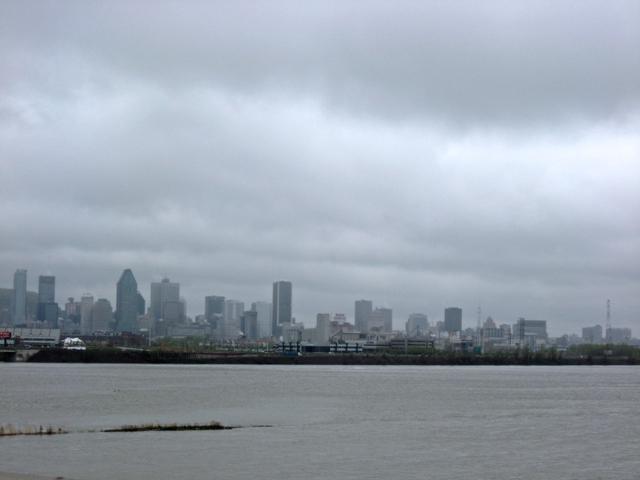 Montreal fog
