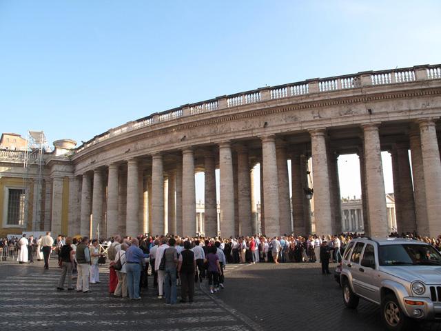 Papal enclave