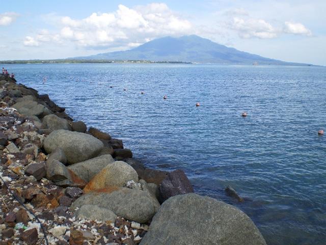 Kalianda beach