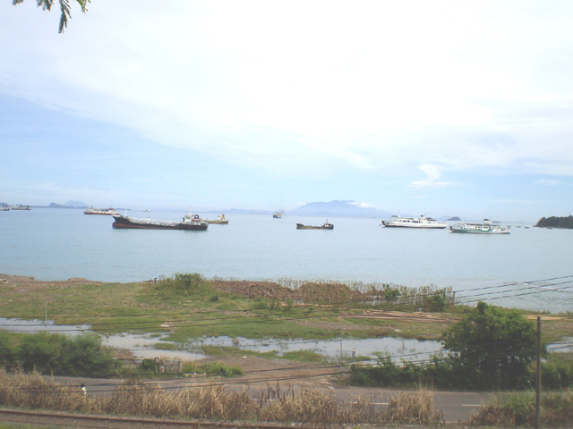 Merak harbour