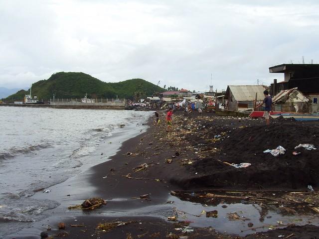 Legazpi coast