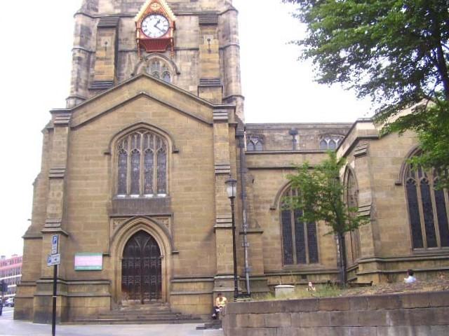 Cathédrale de Newcastle