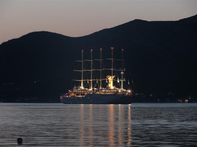 Sailer boat
