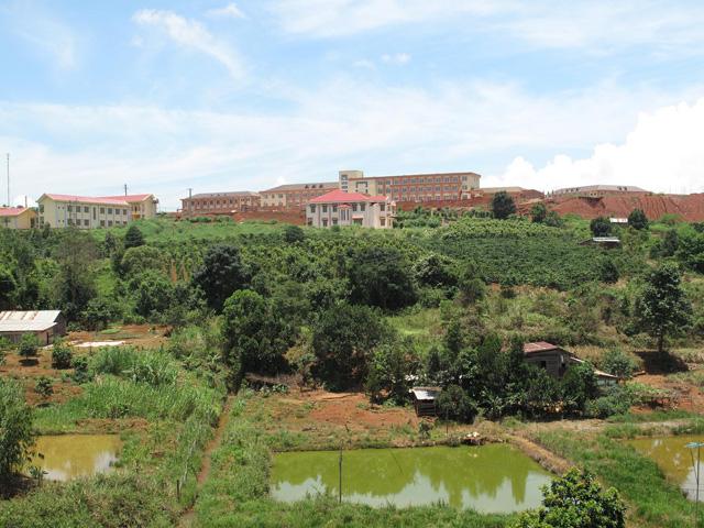 Daknong hospital