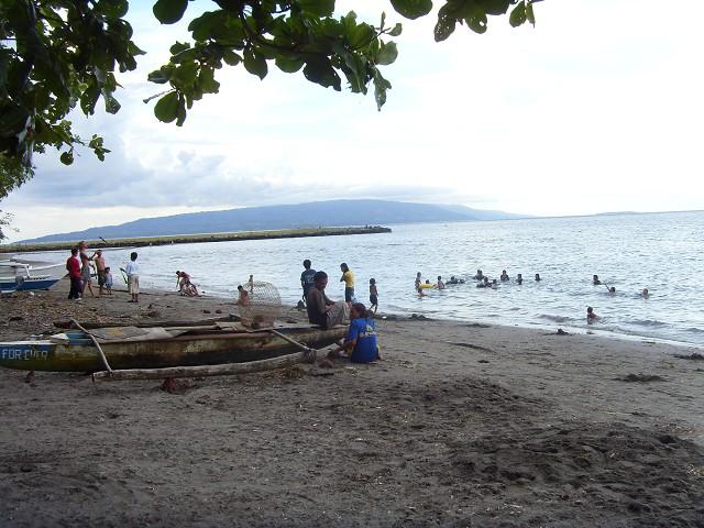 Dumaguete beach