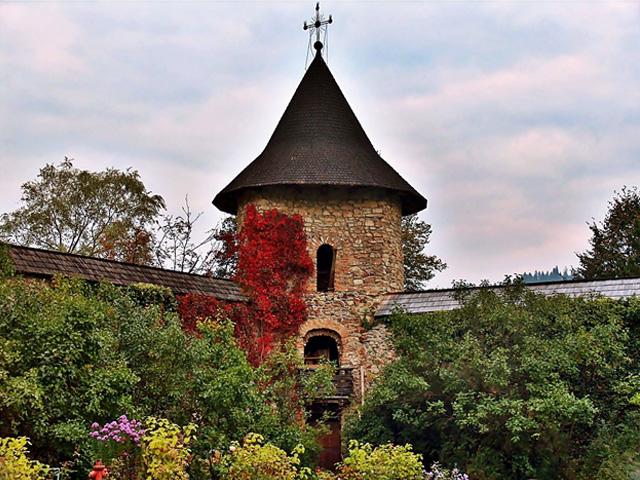 Monastery of Moldovita