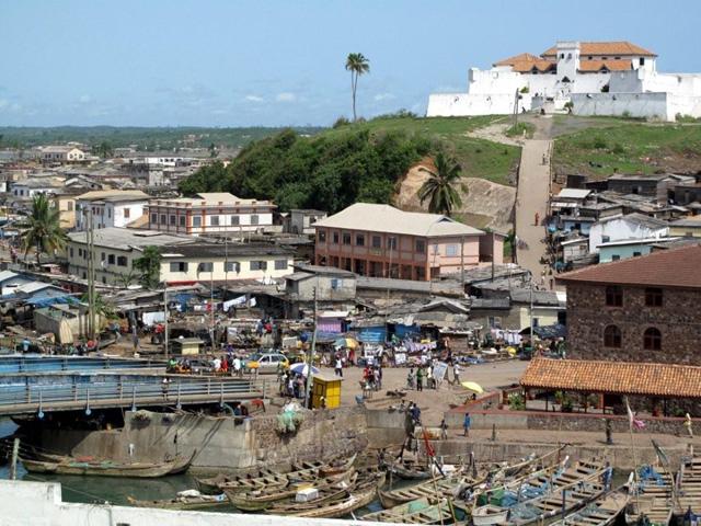 Fort St Jago