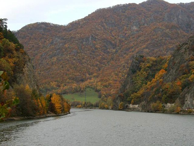 Rivière Olt