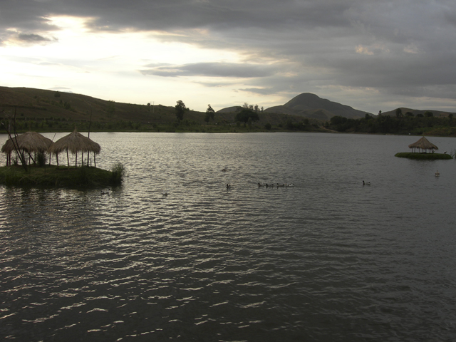 Lake Itasy