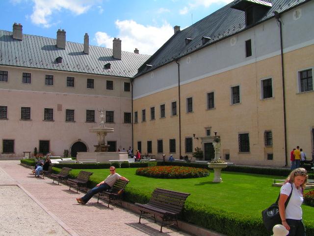 Château Cerveny Kamen