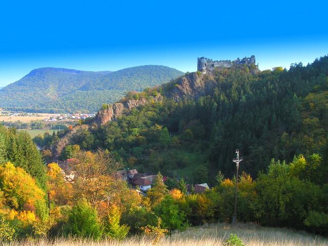 Sasov castle