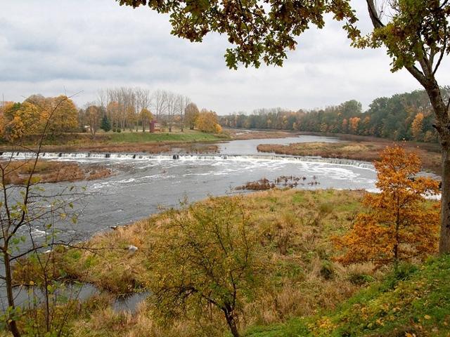 Venta River