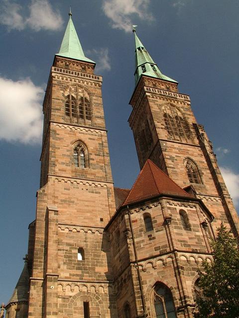 Eglise Saint Sebald