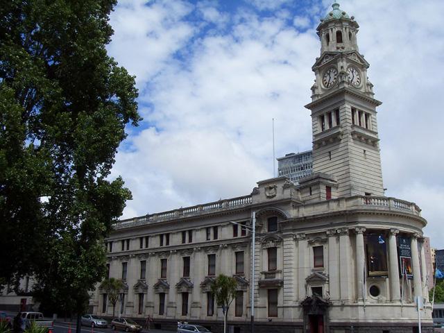 Hôtel de ville d'Auckland