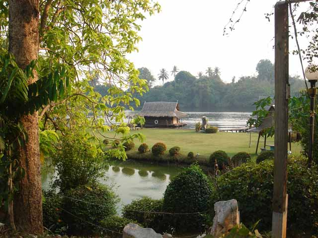Bamboo Hut Hotel