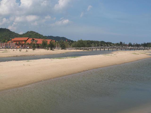 Binh Chau - Ho Coc beach complex
