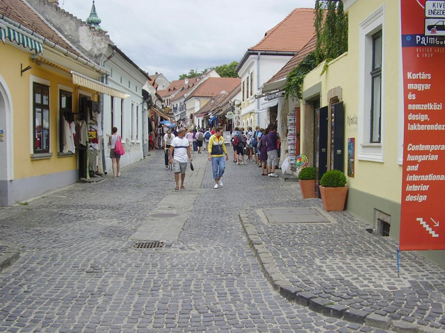 Bogdanyi street