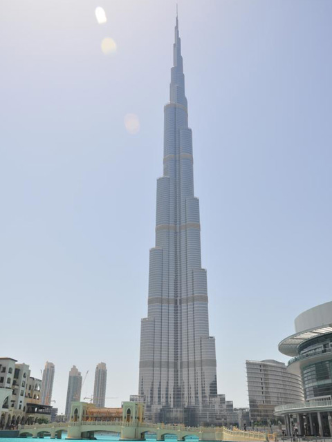 Categorie Dubaï Burj Khalifa