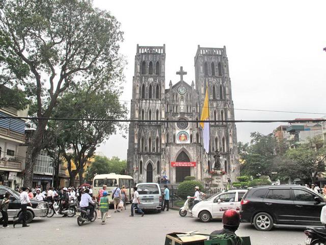 Category Hanoi St-Joseph cathedral
