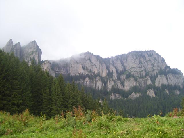 Massif Ceahlau