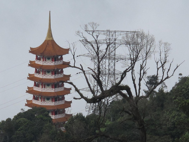 Tower, Chin Swee Temple
