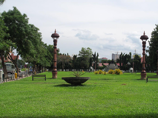 Chrom Ngoy Park