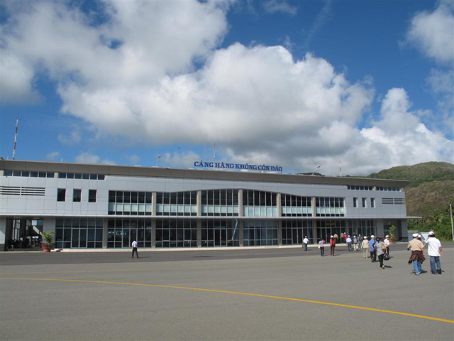 Co Ong Airport